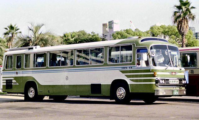 懐かしい広電バス 広島22 く1091