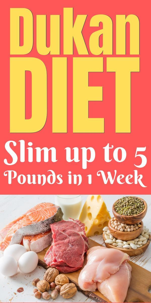 Protein Diet Slim Up To 5 Pounds In 1 Week Dukan Diet Slim Up