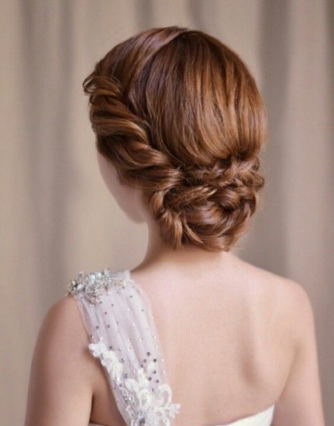 91 best Wedding Hair Updos images on Pinterest | Hair dos ...