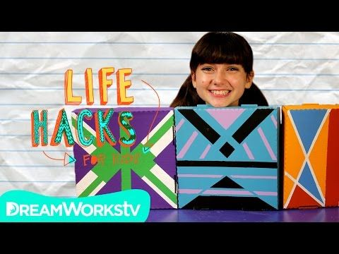 56 Best Life Hacks For Kids Videos Images On Pinterest