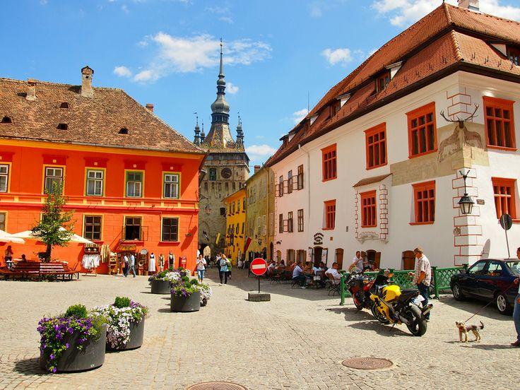 Agora Travel | Incoming tour operator Romania - Sighisoara ...