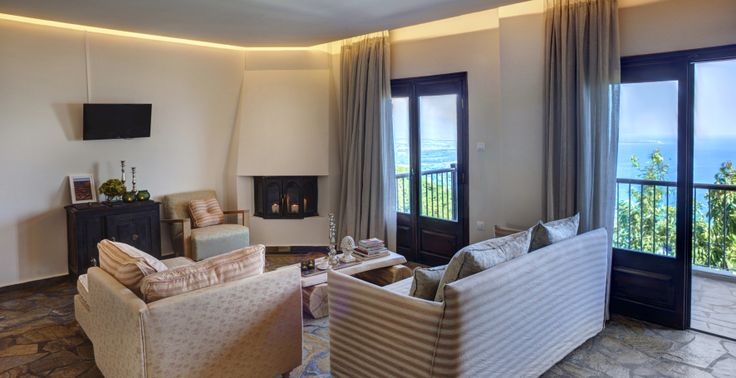 The maisonette living room
