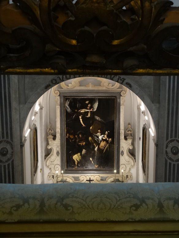 Le opere di misericordia - Caravaggio . Pio Monte della MIsericordia