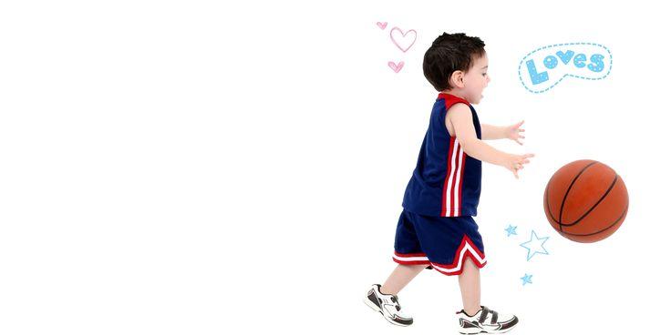 Akademia mini koszykówki dla najmłodszych dzieci, zajęcia sportowe - Wrocław - Mini Basket Academy