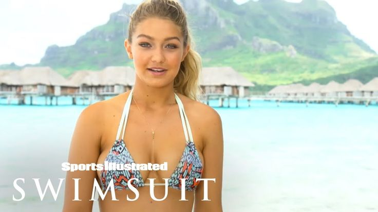 Gigi Hadid Solo Performance & Outtakes | Sports Illustrated ...