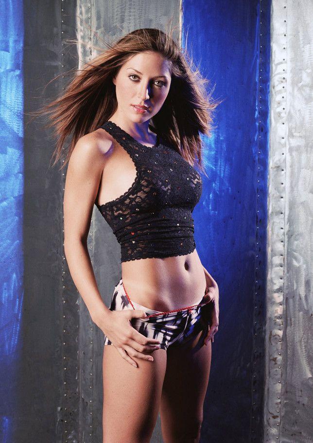 Sasha alexander bikini pics — photo 1