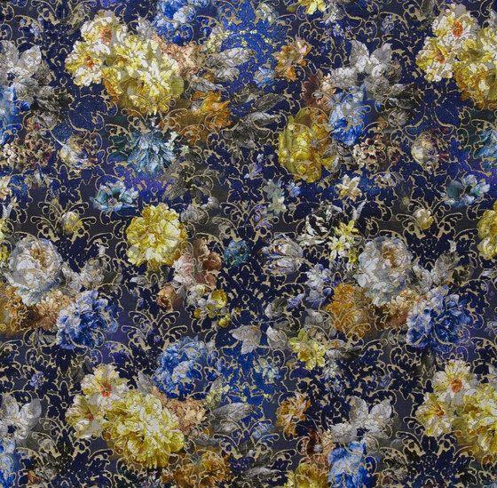 Zambelli Fabrics | Zambelli - Cobalt by Designers Guild | Curtain fabrics