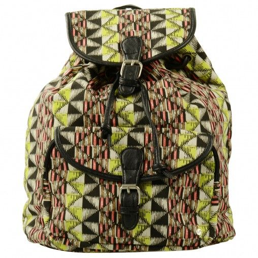 SACHA // Aztec backpack € 39,95 #aztec #bag #fashion