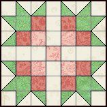 Quilts To Be Stitched - Seven patch quilt patterns