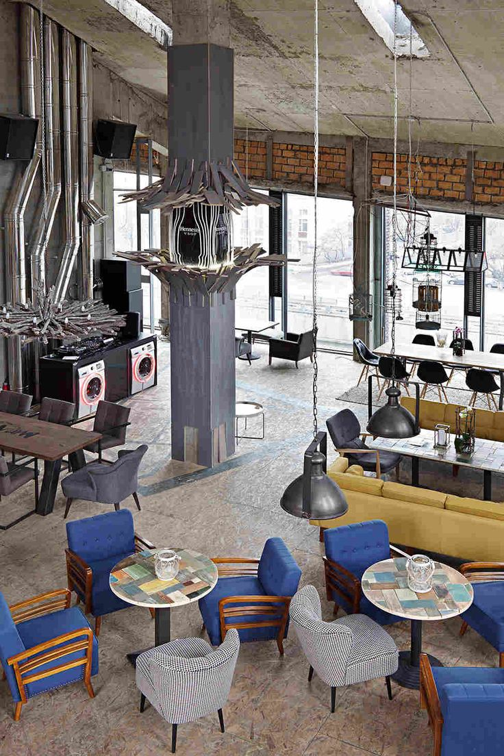 Бар-ресторан Door 19 в Москве