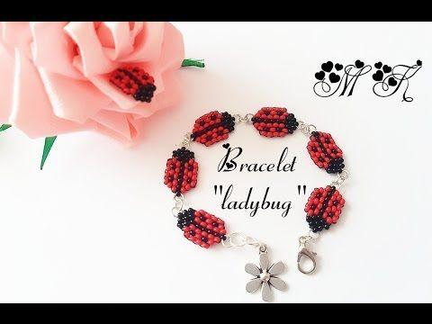 YouTube bracelets ladybugs