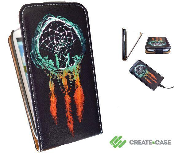 Artist Designed - Samsung Galaxy S3 / S4 flip case / cover - High ...