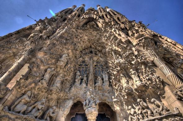 Sagrada Familia, Barcelona, SpainPlaces To Visit, Favorite Places, Native Facades, Sagrada Familia Barcelona, Beautiful Places, The Sacred, Barcelona Spain, Spain Travel, Antoni Gaudí