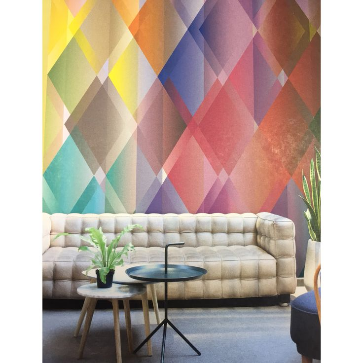 Love this wallpaper from Storeys - Urban funky style