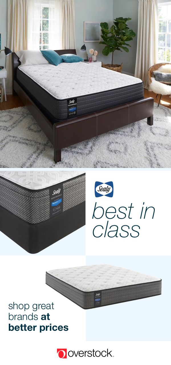 Sealy Posturepedic Hybrid Copper Plush Queen Size Mattress Find The Perfect At Plus Enjoy Free Shipping On All Orders Over 45