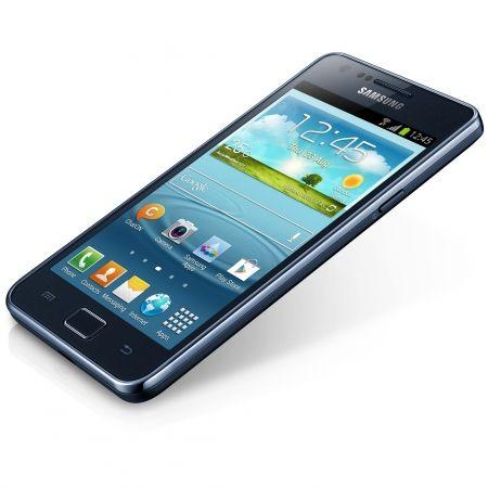 Samsung Galaxy S II Plus I9105P NFC albastru-gri - F64