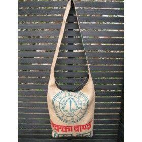 Jute Bag - Sundial