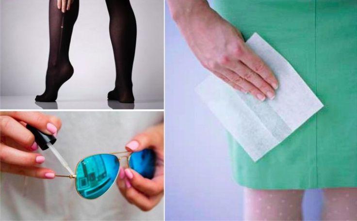 15 astuces de dépannage pour faire face aux minis soucis quotidiens dans la garde-robe