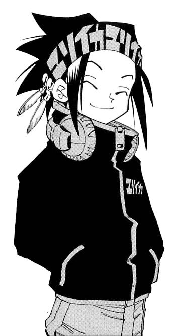 Shaman King - Yoh Asakura | That smile xD