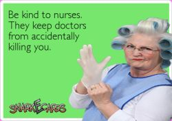 Our 5 favorite nursing memes on Tumblr this week - June 5 | Scrubs - The Leading Lifestyle Nursing Magazine Featuring Inspirational and Informational Nursing Articles