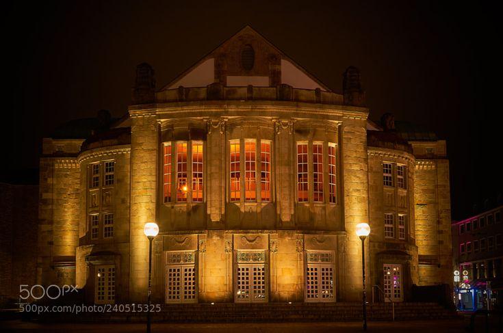 Theater Osnabrück by kschulmann