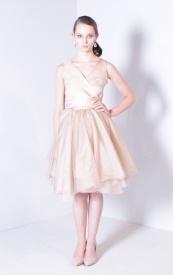 Rosalinda Dress with wrap front