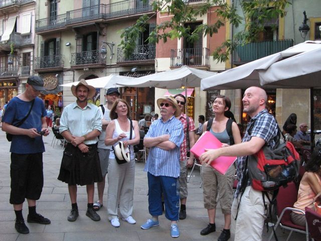 Spanish Civil War tours in Barcelona