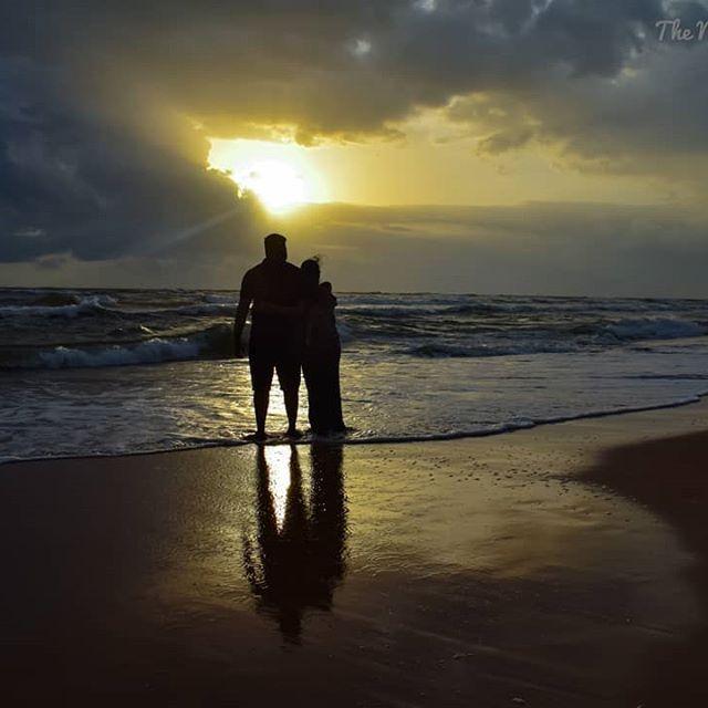 Couple goals . . . . . . . . . . . . .  Couple goals . . . . . . . . . . . . . #love#couplegoals#beach#beachwedding#romantic#beaches#sunset#thenomadic…