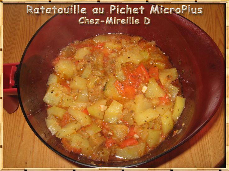 Ratatouille au Pichet MicroPlus
