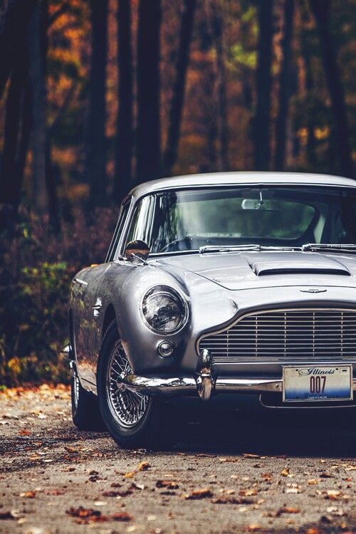 From car mechanic to Millionaire. BE ready Aston Martin DB5.  #RePin by AT Social Media Marketing - Pinterest Marketing Specialists ATSocialMedia.co.uk