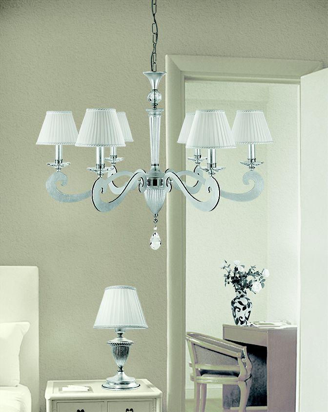 #Lampadario a sospensione e #lampada da tavolo. Scopri tutta la collezione qui --> http://www.lamexport.it/web/collections/?cat=vd