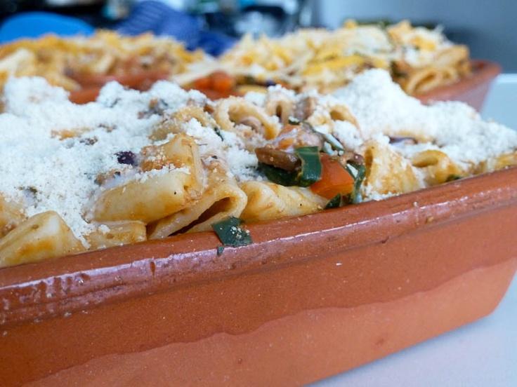 pasta met paksoi: Drinken, That, Met Paksoi, Gebakken Macaroni, Food, Paste The Year, The, Al Het, The Ovens