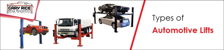 There are many different kinds of automotive lifts available on the market. These auto lifts have different purposes and utility.  Automotive lifts are made based on the requirements and needs of the automotive workshop or home garage.