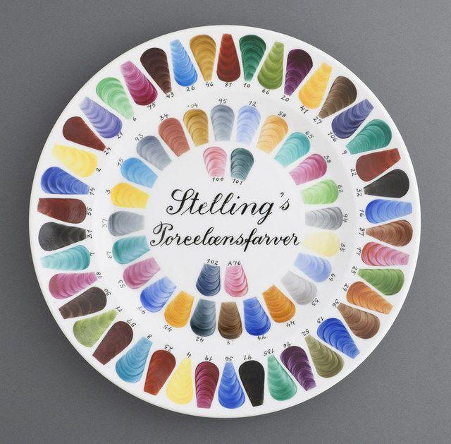 Best Ceramic Colour Charts Images On   Color Palettes