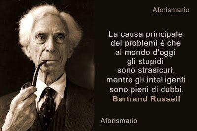 Aforismario®: Stupidi e Intelligenti - Frasi sul confronto tra S...