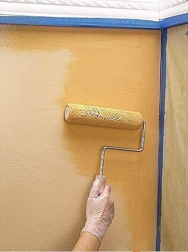 Оригинальные идеи для покраски стен