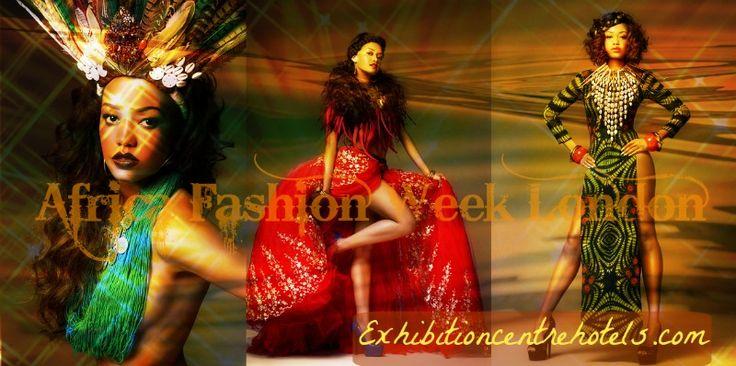 Africa Fashion Week London 2015