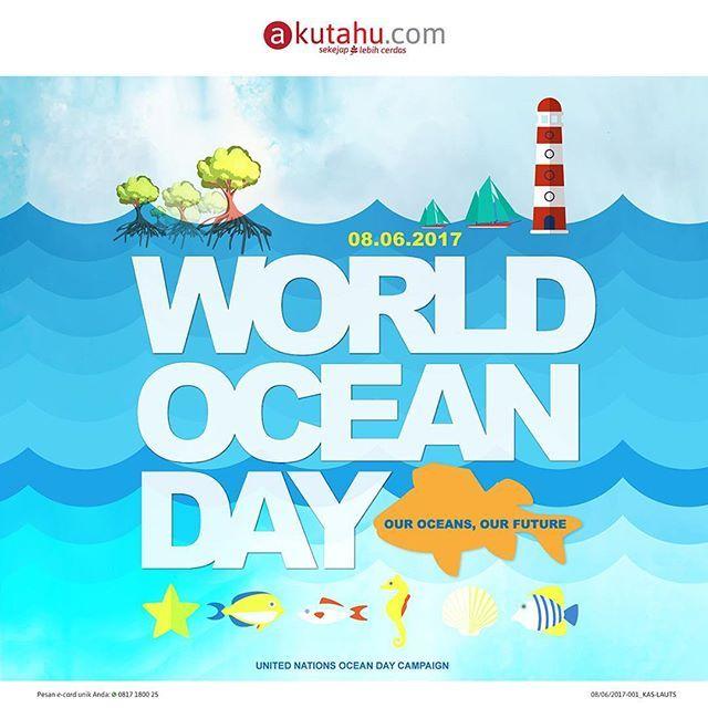 Selamat Sore Sobat,  Indonesia negeri dgn 3/4 wilayahnya lautan. Sudah terlalu banyak yg sudah kita ambil dari lautan. Jaga dan lestarikan yuk, ngga keberatan kan? Selamat Hari Laut Sedunia! 🌊🐳🐙🐠 #worldoceansday #akutahu #sekejaplebihcerdas #infographic #sosialmedia #indonesia #nusantara #jakarta #bandung #yogyakarta #bali