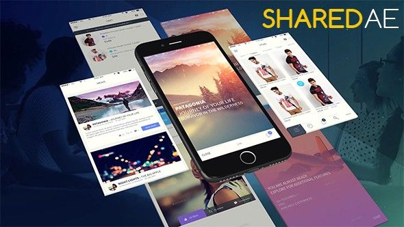 Videohive - Phone App Presentation Template 19299264 - Free Download
