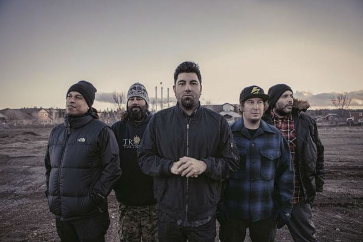 """The most popular metal band ever birthed from California's state capital, Deftones have been capturing the attention and subverting the expectations of metal fans for more than two decades. Vaulting to national prominence on the aqueous assault of classic turn-of-the-century LPsAround the Fur (1997) andWhite Pony (2000), the group became a factor on MTV and radio via sublime and subsuming singles like """"My Own Summer (Shove It)"""" and """"Change (In the House of Flies)."""" But for too much of…"""