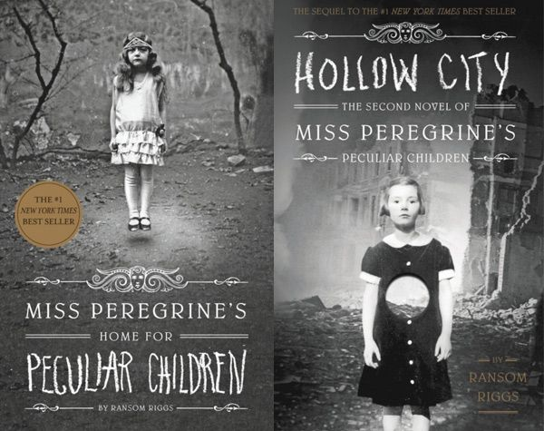 An Interview with Ransom Riggs, Author of the Miss Peregrine Series