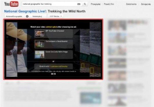 Reklama AdWords w kanale YouTube - wybieramy odpowiedni format reklamowy dla naszej kampanii
