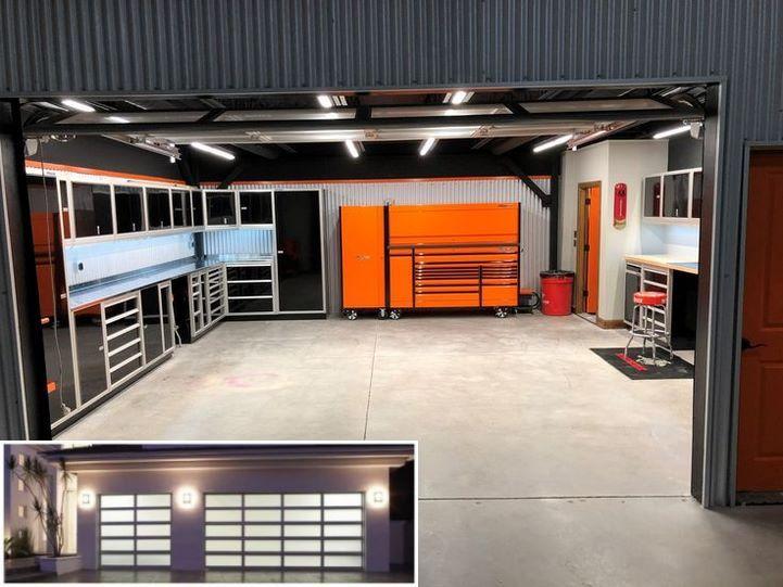 Top Garage Storage Tips Garage Design Garage House Garage Tile