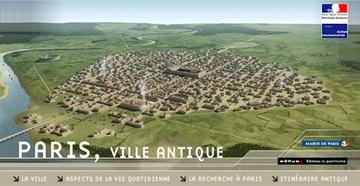 Paris / Antiquité / Collection / Grands sites archéologiques | Pearltrees