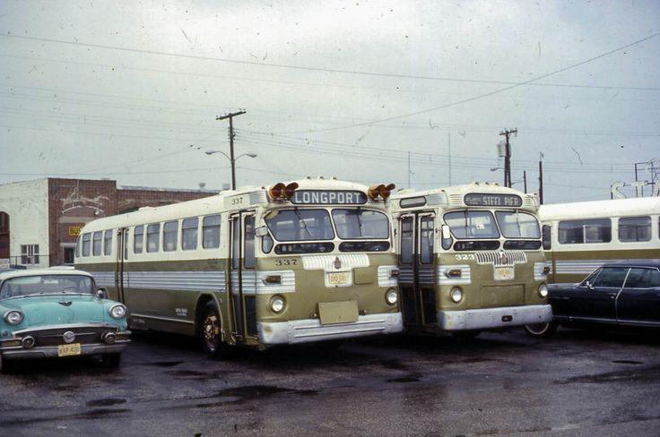 vintage bus manufacturer