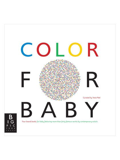 Color For Baby by Penguin Random House at Gilt