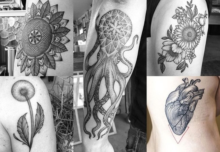 The Twenty Best Tattoo Artists in Denver — 2016 Edition