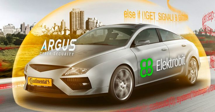 Continental AG Acquires Israel's Argus Cyber Security To Keep Your Car Safe From Hackers #Middle_East #Tech