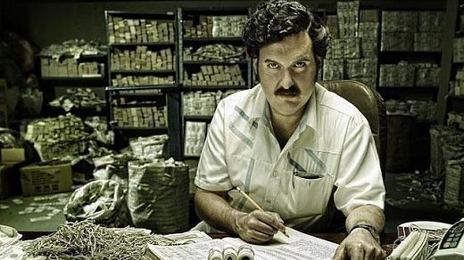 Columbian Drug Lord Pablo Escobar Earned So Much Money, He Spent $2,500 per Month Buying Rubber Bands For His Cash