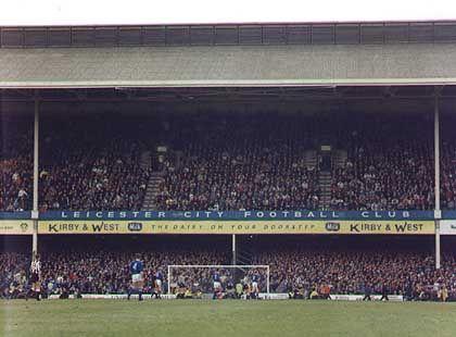 Leicester City FC - Filbert Street
